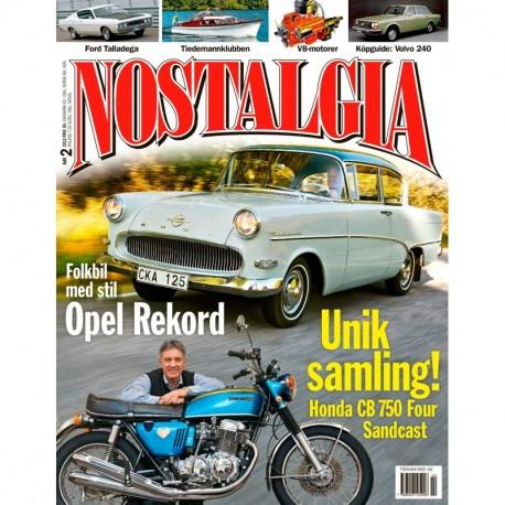 Nostalgia nr 2 2012