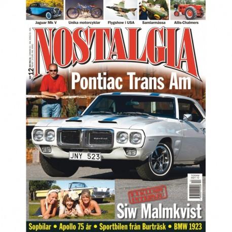 Nostalgia nr 12 2009