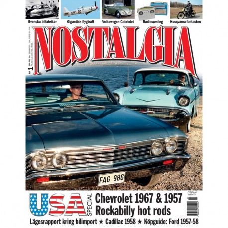 Nostalgia nr 1 2009