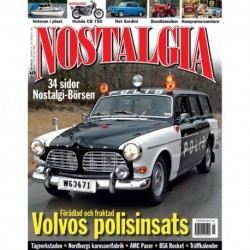Nostalgia Magazine nr 5 2008