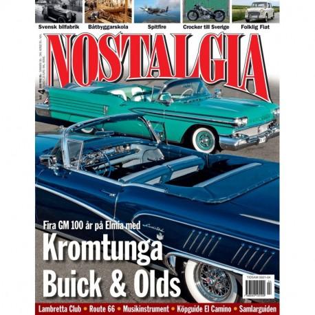 Nostalgia Magazine nr 4 2008
