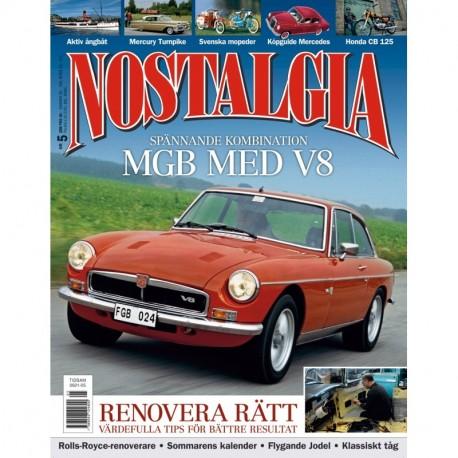 Nostalgia Magazine nr 5 2006