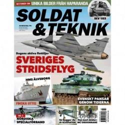 Soldat & Teknik nr 3 2018