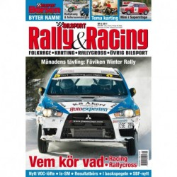 Bilsport Rally&Racing nr 5 2011