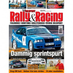 Bilsport Rally&Racing nr 10 2013