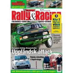 Bilsport Rally&Racing nr 7 2011