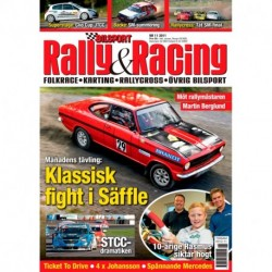 Bilsport Rally&Racing nr 11 2011