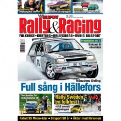 Bilsport Rally&Racing nr 3 2012