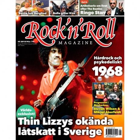 Rock'n'Roll Magazine nr 5 2018