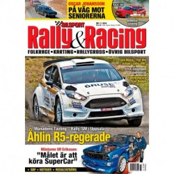 Bilsport Rally&Racing nr 11 2014