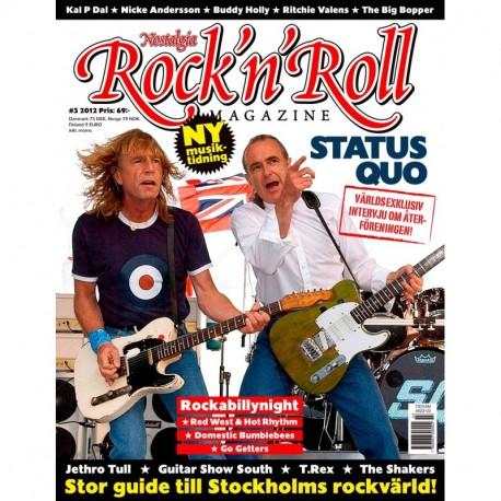 Rock'n'Roll Magazine nr 3 2012