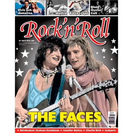 Rock'n'Roll Magazine nr 1 2015