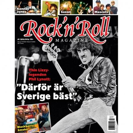 Rock'n'Roll Magazine nr 1 2016