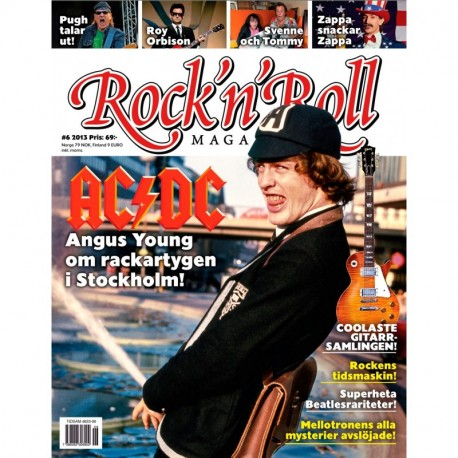 Rock'n'Roll Magazine nr 6 2013