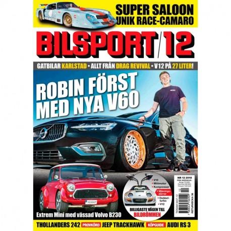 Bilsport nr 12 2018