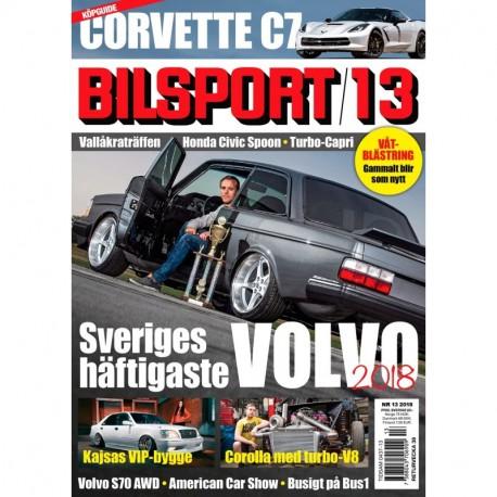 Bilsport nr 13 2018