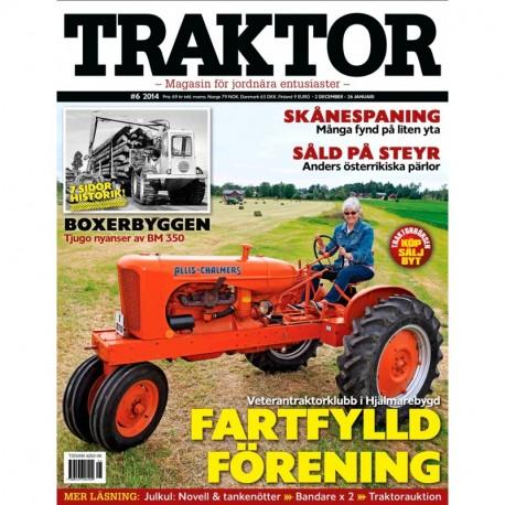 Traktor nr 6 2014