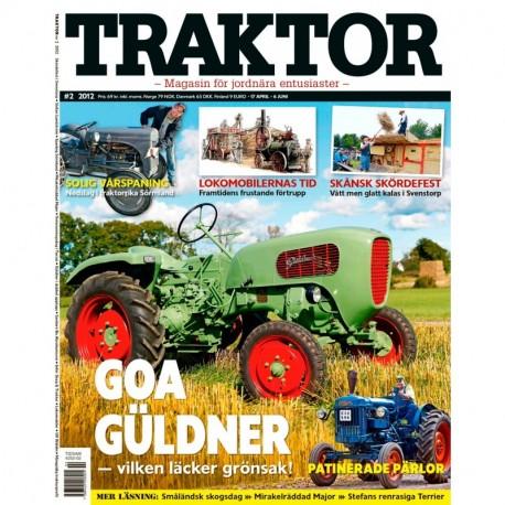 Traktor nr 2 2012