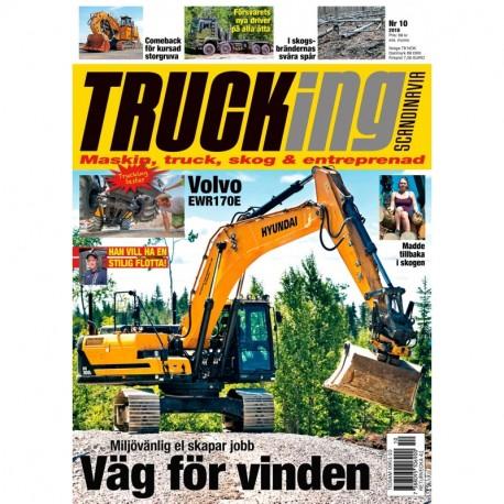 Trucking Scandinavia nr 10 2018