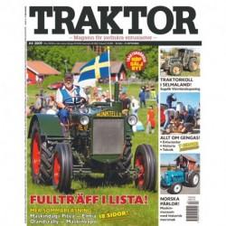 Traktor nr 4 2009