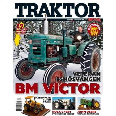 Traktor nr 2 2007