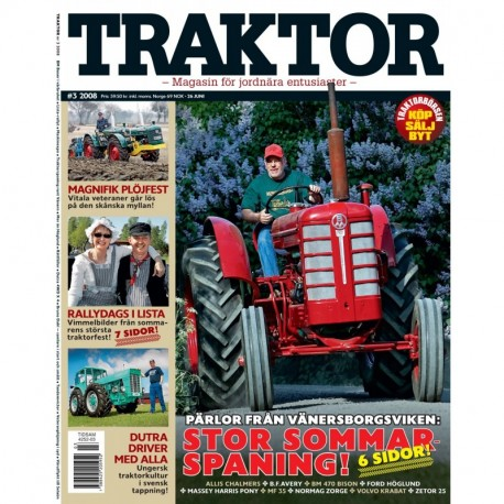 Traktor nr 3 2008