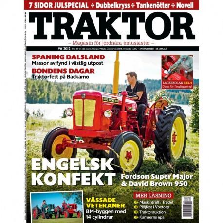 Traktor nr 6 2012