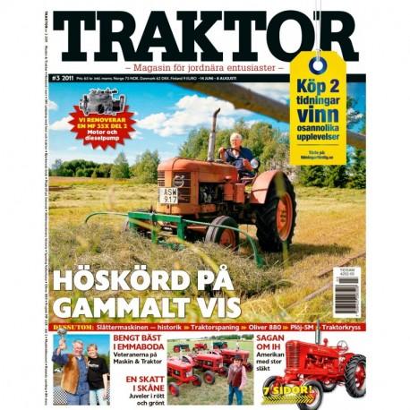 Traktor nr 3 2011