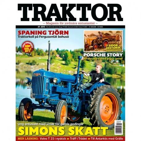 Traktor nr 1 2015