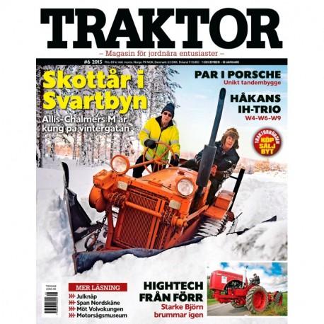 Traktor nr 6 2015