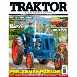 Traktor nr 2 2016