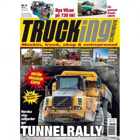 Trucking Scandinavia nr 6 2010