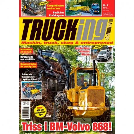Trucking Scandinavia nr 7 2012
