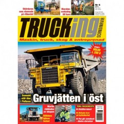 Trucking Scandinavia nr 6 2011