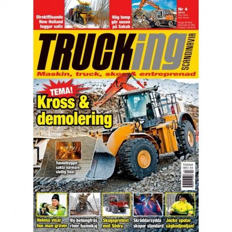 Trucking Scandinavia nr 4 2013