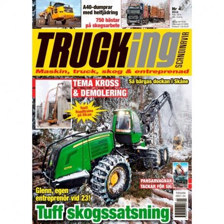Trucking Scandinavia nr 4 2012
