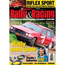 3 nr Rally & Racing