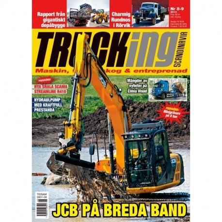 Trucking Scandinavia nr 8 2013