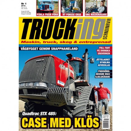 Trucking Scandinavia nr 1 2010