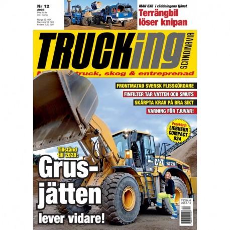 Trucking Scandinavia nr 12 2008