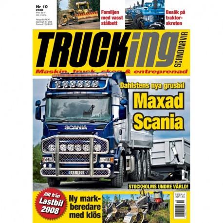 Trucking Scandinavia nr 10 2008