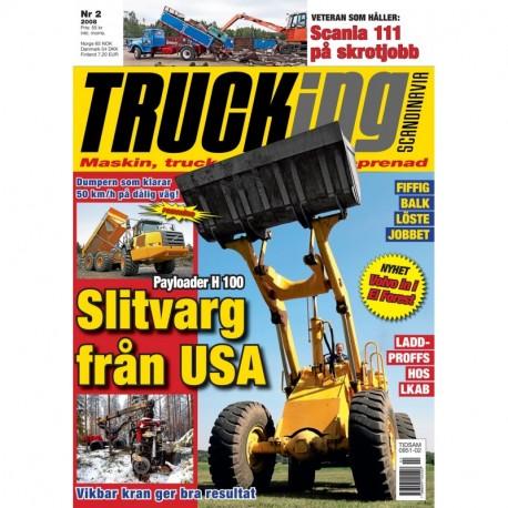 Trucking Scandinavia nr 2 2008
