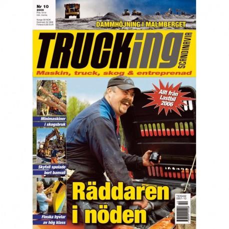 Trucking Scandinavia nr 10 2006