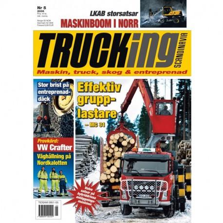 Trucking Scandinavia nr 5 2006