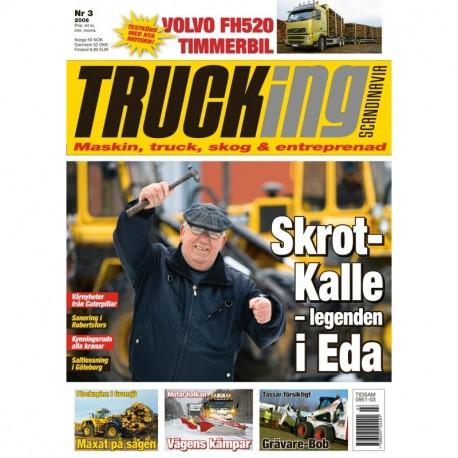 Trucking Scandinavia nr 3 2006
