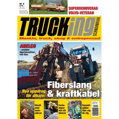 Trucking Scandinavia nr 2 2006