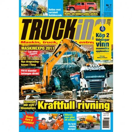 Trucking Scandinavia nr 7 2011