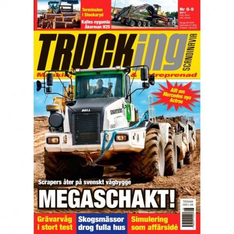 Trucking Scandinavia nr 8 2011