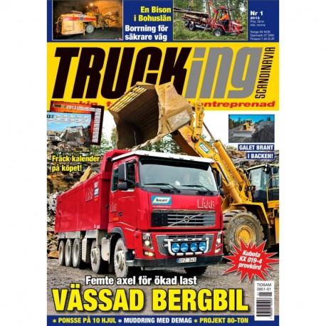 Trucking Scandinavia nr 1 2013