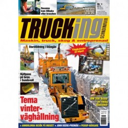 Trucking Scandinavia nr 1 2016